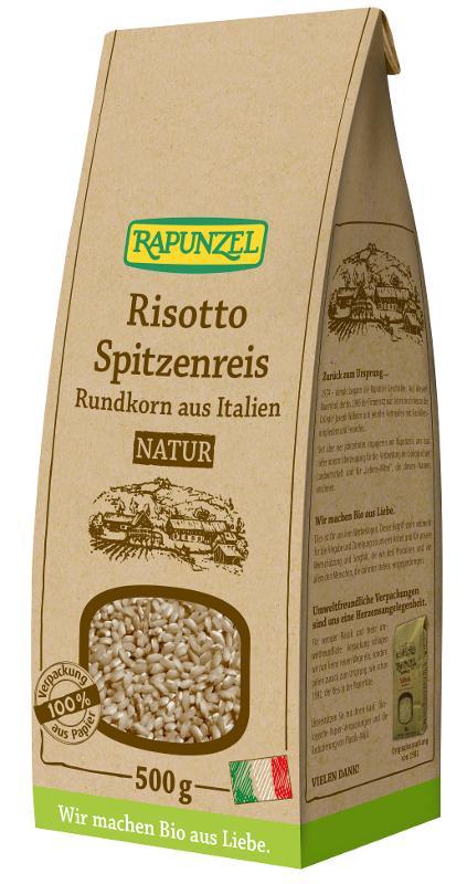 Risotto Vollkornreis von Rapunzel