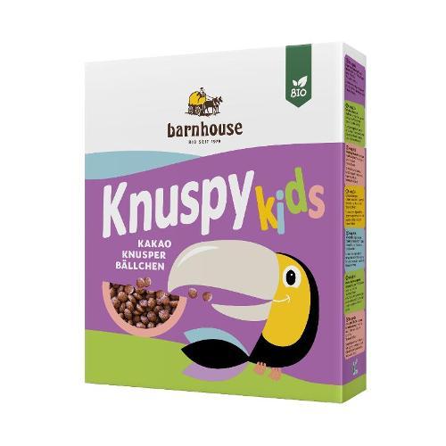 Knuspy Kakao Knusperbällchen von Barnhouse