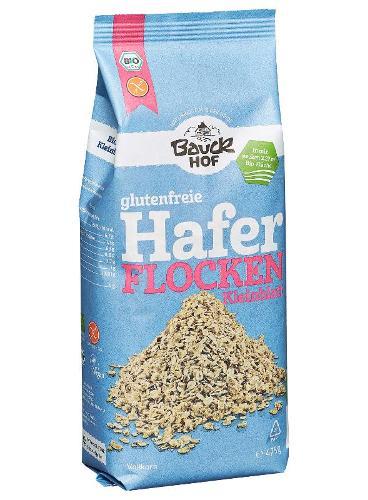 Haferflocken, Keinblatt glutenfrei von Bauck