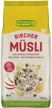 Bircher Müsli von Rapunzel