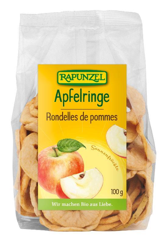 Apfelringe von Rapunzel