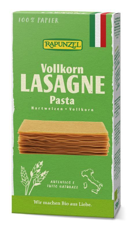 Lasagne-Platten Vollkorn von Rapunzel