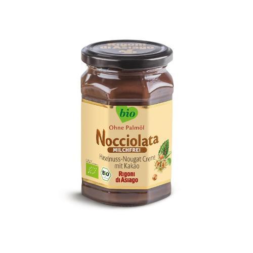 Nocciolata milchfrei Nuss Nougat Aufstrich von Rigoni di Asiago