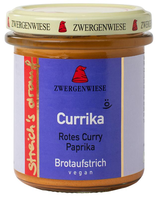 Streich s drauf Currika von Zwergenwiese