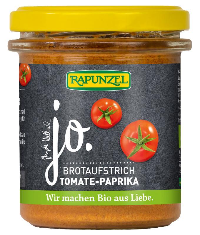jo. Brotaufstrich Tomate-Paprika von Rapunzel
