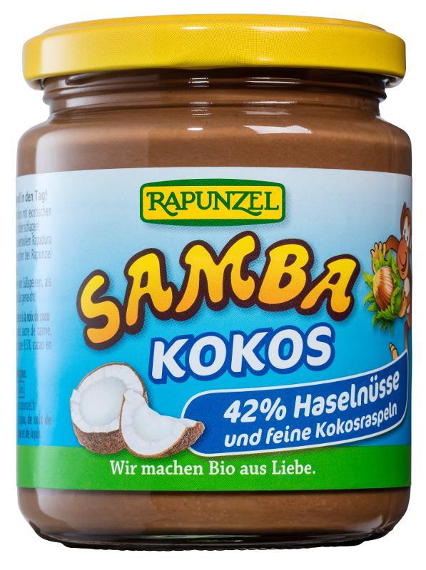 Samba Kokos von Rapunzel