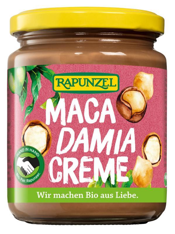 Macadamia Creme von Rapunzel