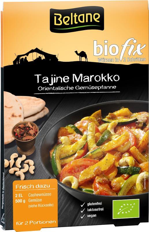 biofix Tajine Marokko von Beltane Naturkost
