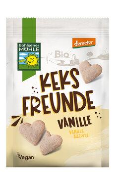 KeksFreunde Vanille von der Bohlsener Mühle
