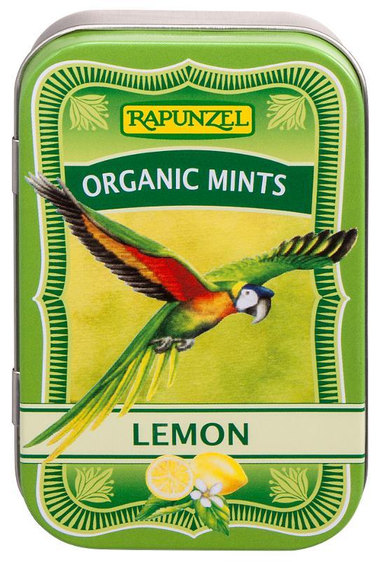 Organic Mints Lemon von Rapunzel