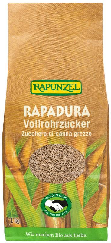 Rapadura Vollrohrzucker von Rapunzel