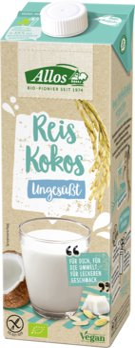Reis-Kokos Drink Naturell
