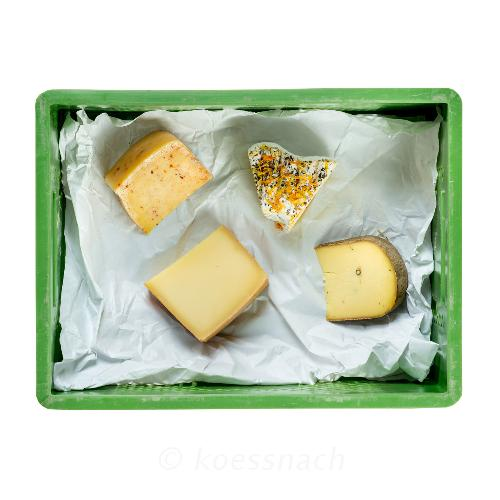 Ziegen-/Schaf-Käse-Mix