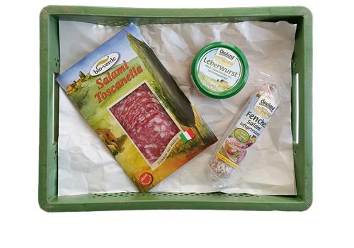 Wurst-Pakete