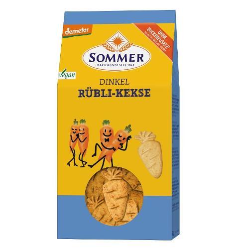 Dinkel Rübli Kekse  150g