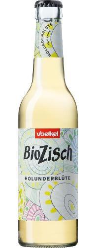 BioZisch Holunderblüte 12 x 0,33l