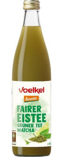 Fairer Eistee - Grüner Tee Matcha 0,5l