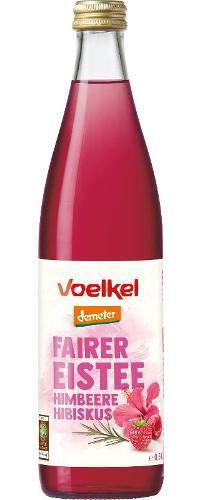 Fairer Eistee - Himbeere Hibiskus 0,5l