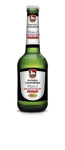 Lammsbräu Weiße Grapefruit