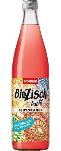 BioZisch Leicht Blutorange 10 x 0,5l