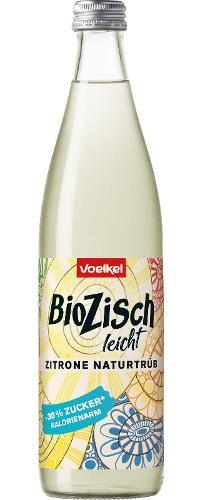BioZisch Leicht Zitrone naturtrüb 10 x 0,5l