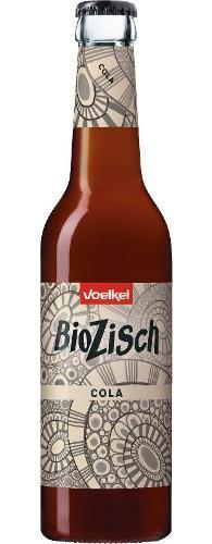 BioZisch Cola  12 x 0,33l