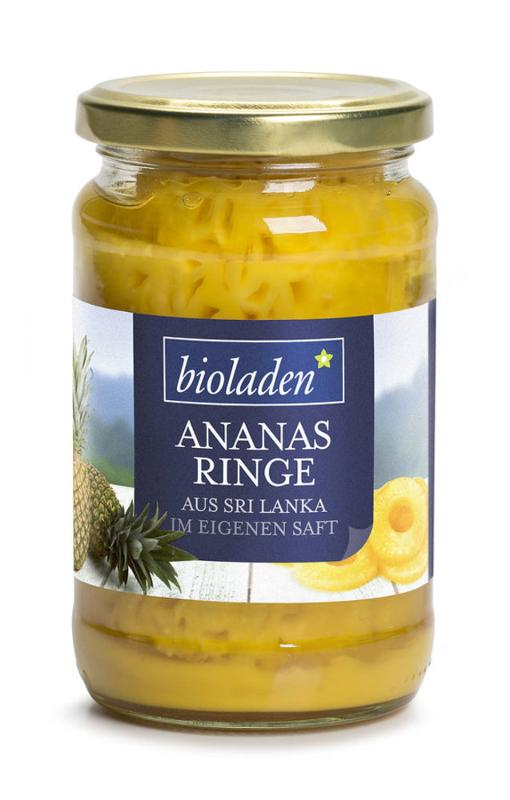 b*Ananasringe
