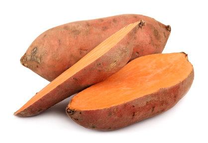Süßkartoffeln, Deutschland