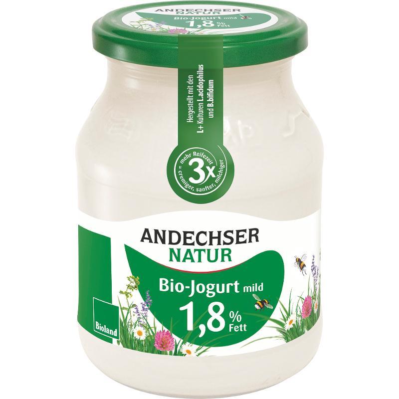 Joghurt Andechser 1,8% 500g
