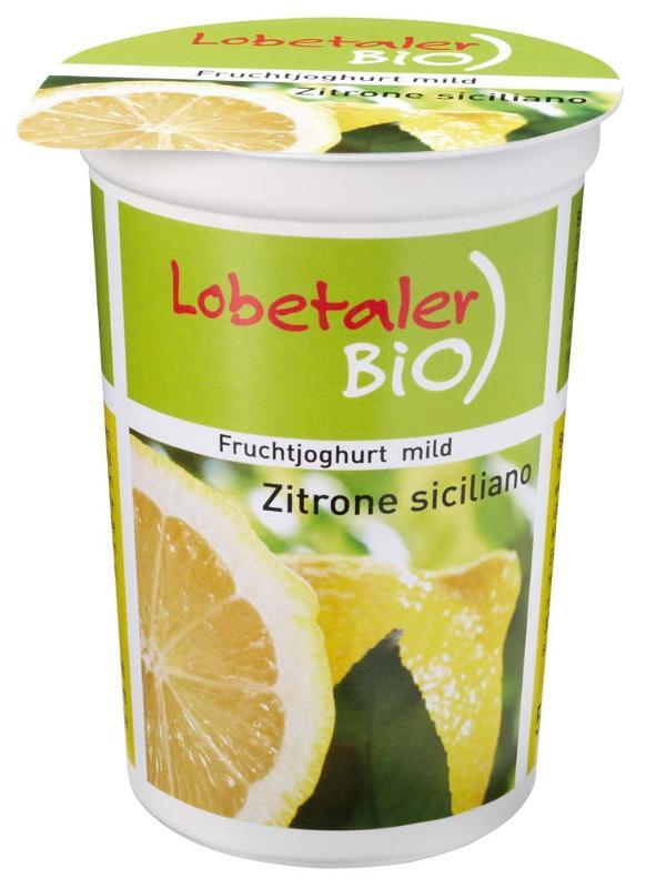 Zitrone Siciliano Joghurt 500g