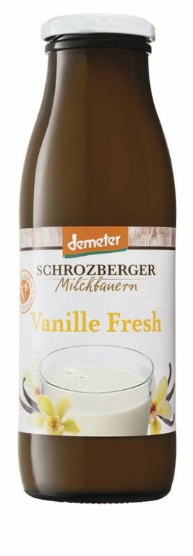 Sauermilch Vanille fresh 500ml