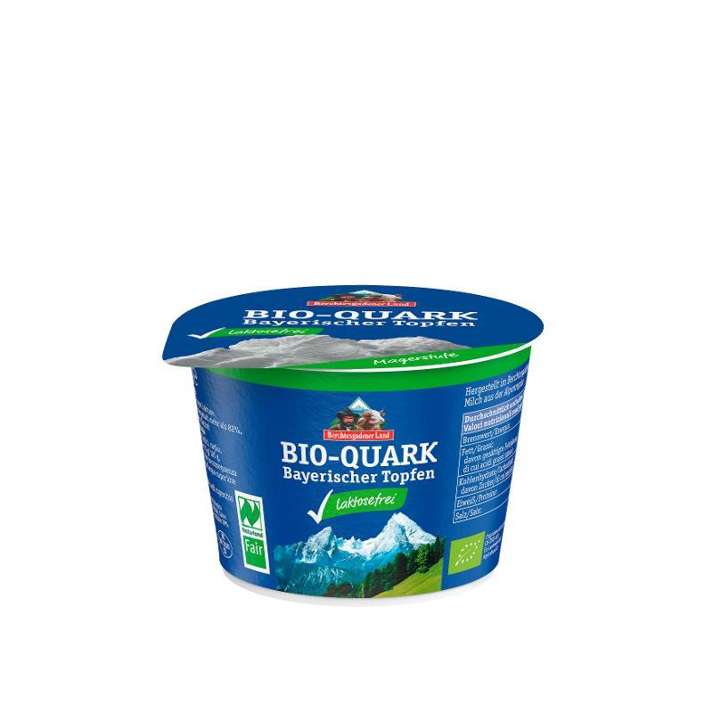 Laktosefreier Quark mager 250g