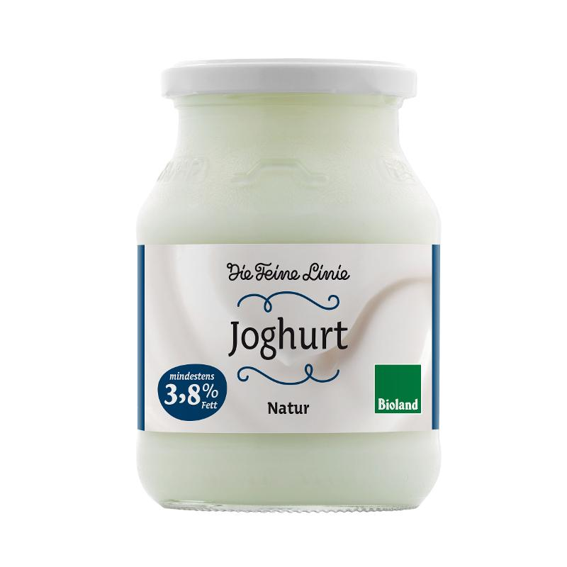 Feine Linie Joghurt natur 3,8%
