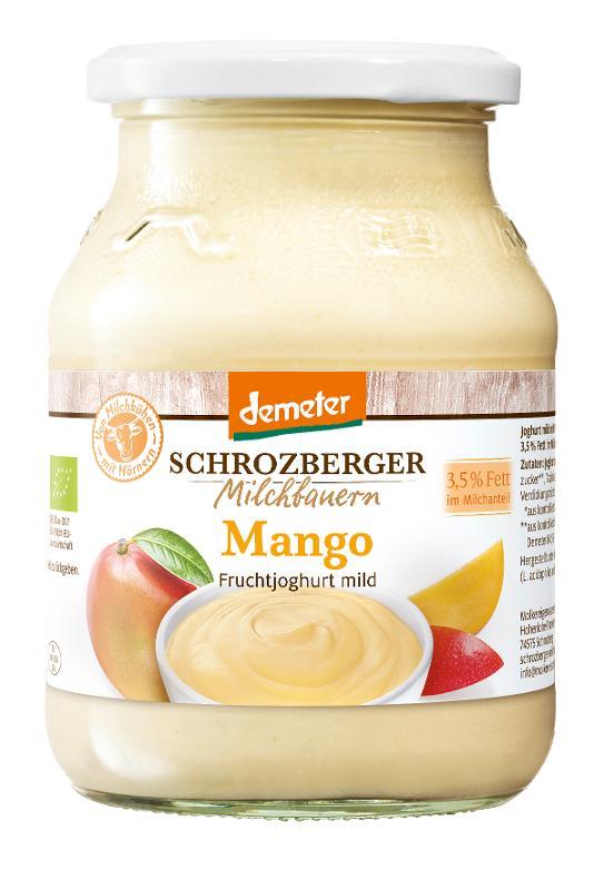Joghurt Mango Guave 3,5%  500g