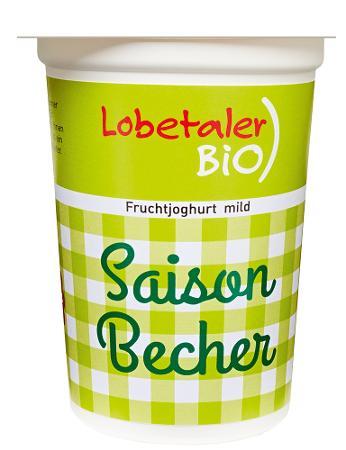 Saison Joghurt Apfel Zimt Grüne Rosine 500g