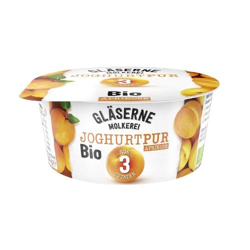 Joghurt pur Aprikose 3,8% 150g