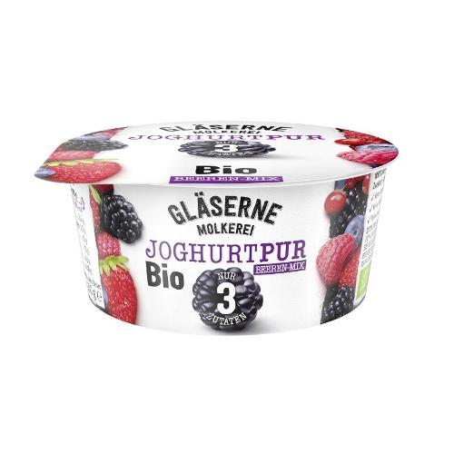 Joghurt pur Beeren Mix 3,8% 150g