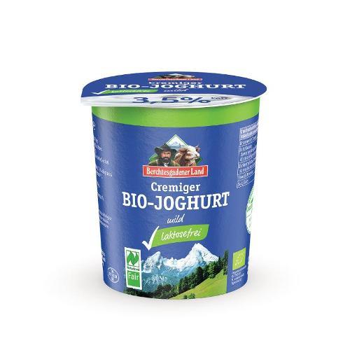 Bioghurt natur, laktosefrei 400g