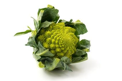 Romanesco - grüner Blumenkohl