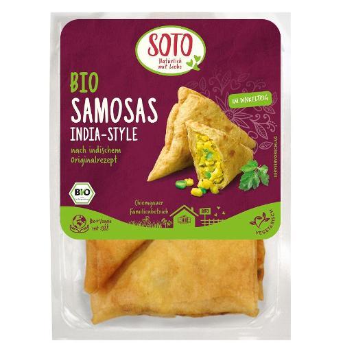 Samosas - indische Gemüseecke 250g (4St.)