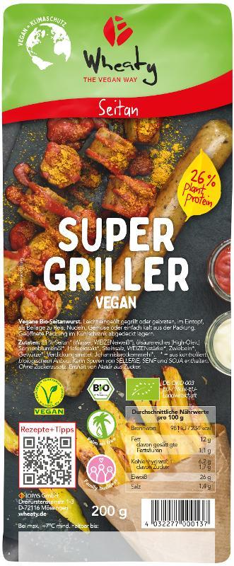 Wheaty Vegane Thuringen