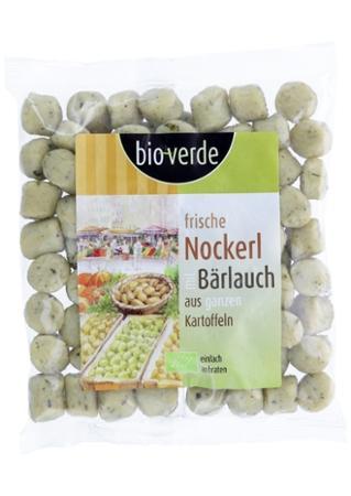 Bärlauch Nockerl