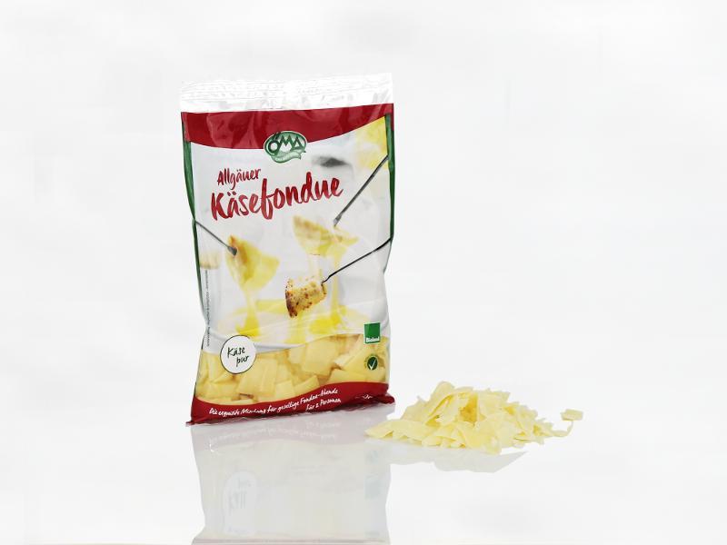 Allgäuer Käsefondue 300g