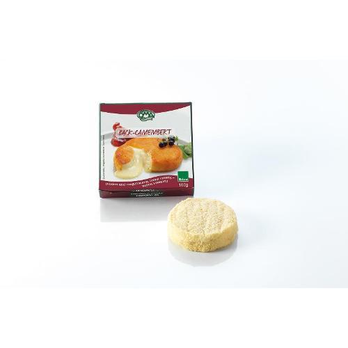 Back-Camembert 100g paniert