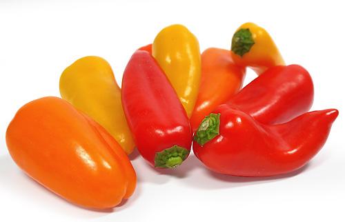Paprika-Snack Sweet Bite