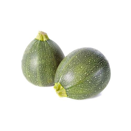 Zucchini rund