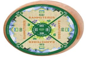 Rahmsteirer-Heumilchkäse