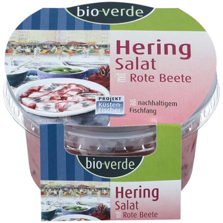 Heringssalat Rote Beete 150g