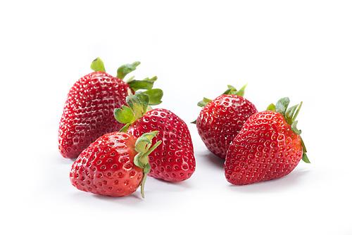Erdbeeren 250g Schälchen