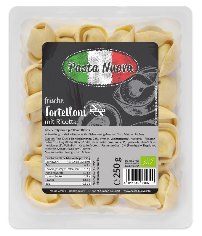 Tortelloni Ricotta  250g
